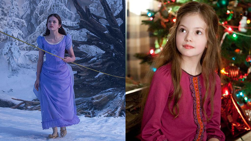 【胡桃夾子】《吸血新世紀》Bella女兒長大成人 年紀輕輕擔正迪士尼電影女主角