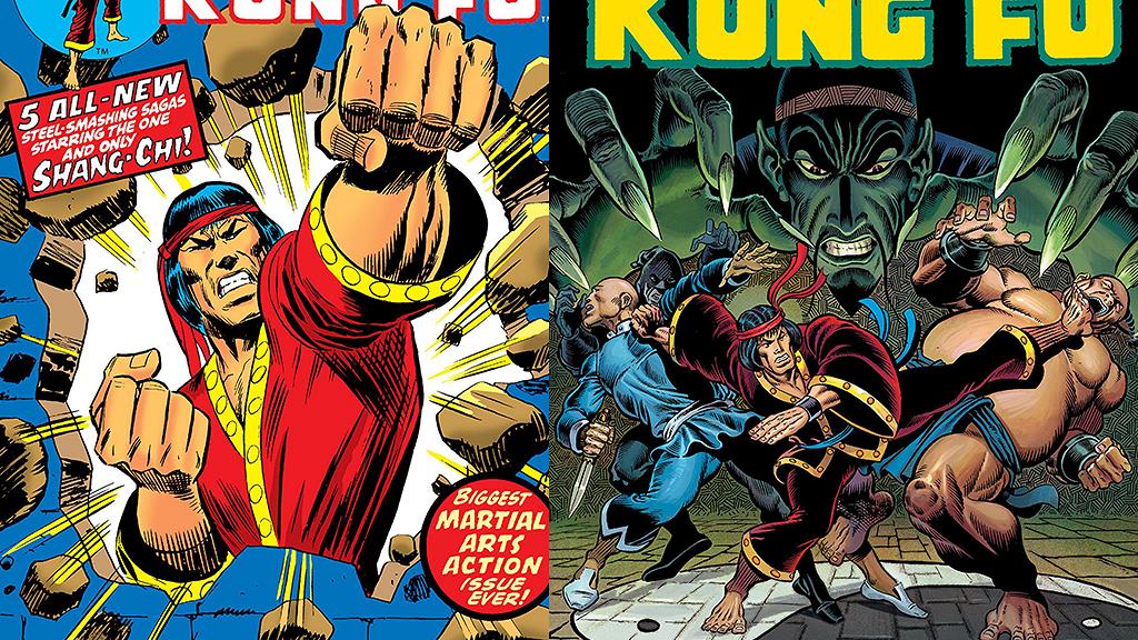 Marvel將推出首部華人超級英雄電影 角色靈感來自李小龍