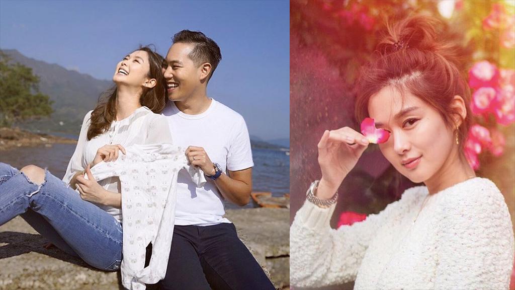 岑麗香宣布有喜!結婚2年由人妻升呢為人母