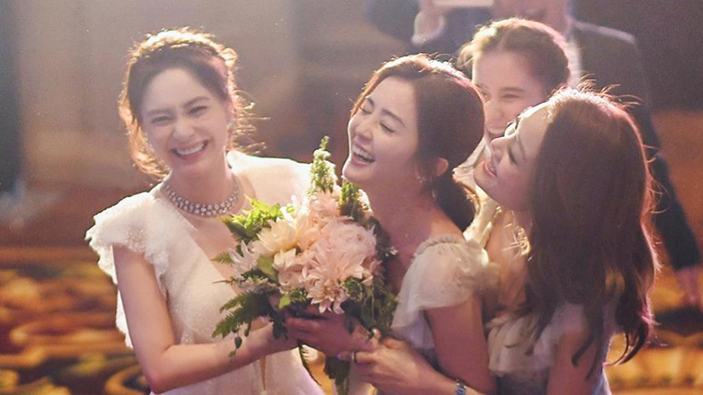 【阿嬌結婚】見證阿嬌每個幸福時刻 阿Sa感觸落淚:17年前開始 兩個人一齊過