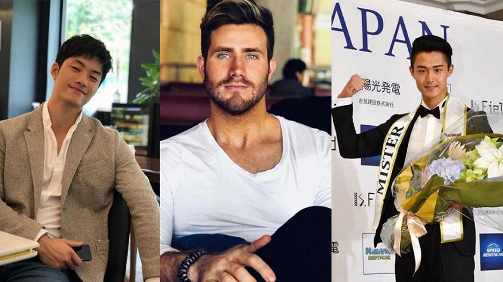 國際先生2019參賽者亮相 任職健身教練香港代表有暖男oppa味道