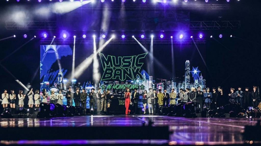 【Music Bank香港】相隔7年再度襲港 FTisland/SEVENTEEN為歌迷特別表演中文歌