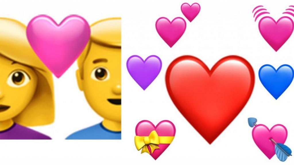 【情人節2019】15大心心表情符號意思大解構 用啱emoji表白成功率倍增!