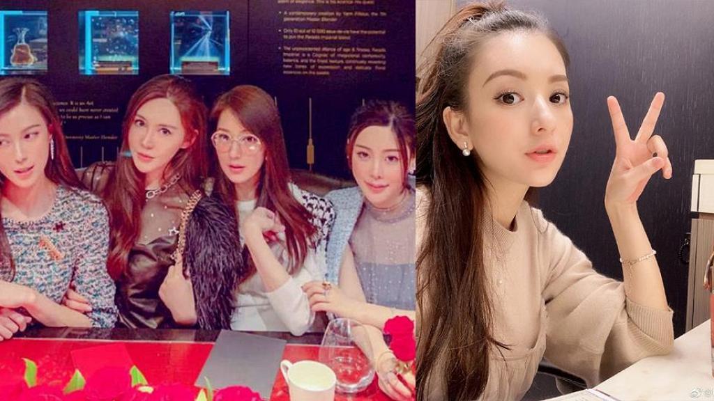 天王嫂方媛聚會派利是與好姊妹撞樣 網民傻傻分不清楚:網紅都是同一張臉