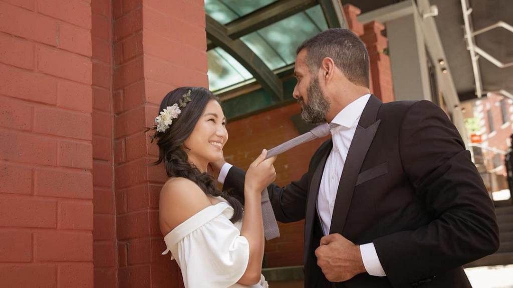 42歲原子鏸與摩洛哥男友結婚兩年 IG報喜宣佈誕下一子從人妻變媽媽