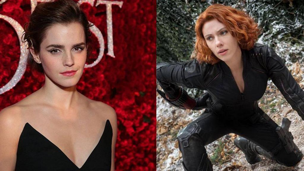 【黑寡婦】傳Marvel密斟知性女神「妙麗」加盟 Emma Watson有望演第二女主角