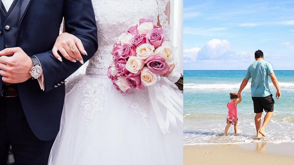 準新娘哭訴未來奶奶無理要求!父親竟因毀容被拒出席女兒婚禮