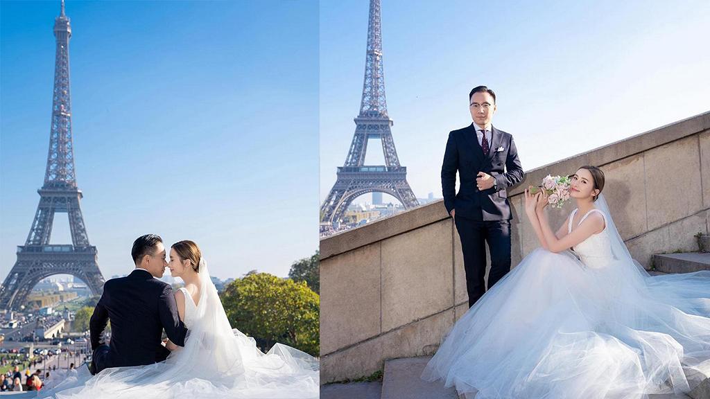 沈卓盈IG宣布結婚:我們的緣份源於十年前的一面