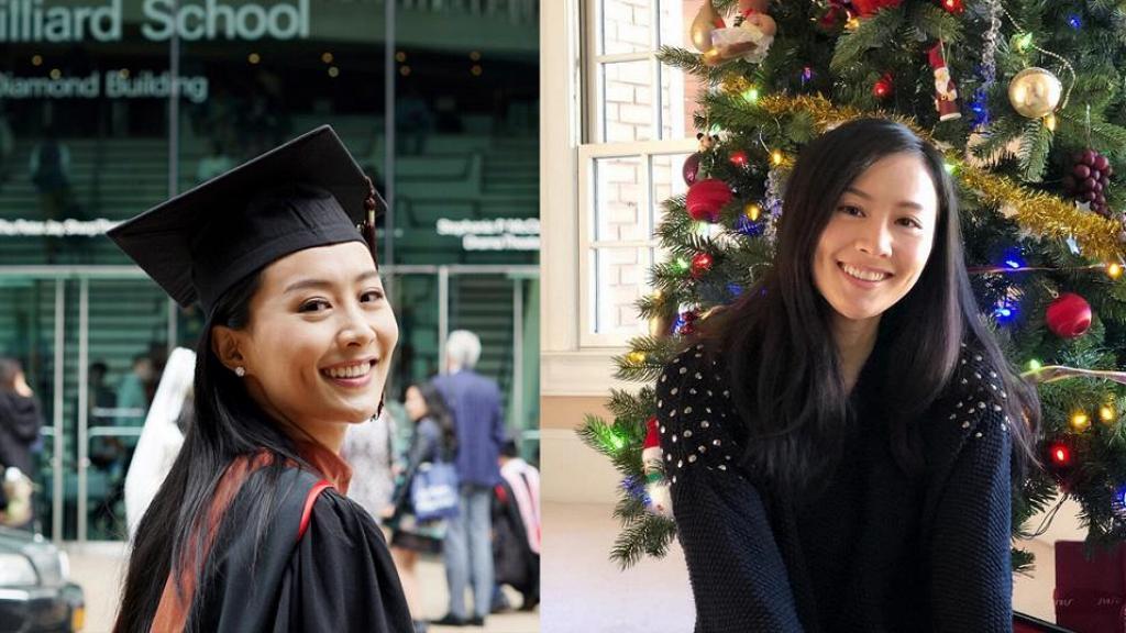陳法拉放下花旦身分遠赴美國追尋夢想 修讀著名學院戲劇碩士成首位華人畢業生