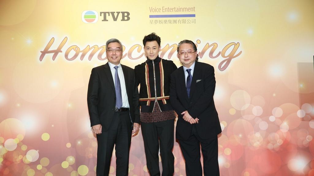 林峯宣布重返TVB拍劇兼加盟星夢榮升一哥!回顧林峯5首經典劇集歌曲
