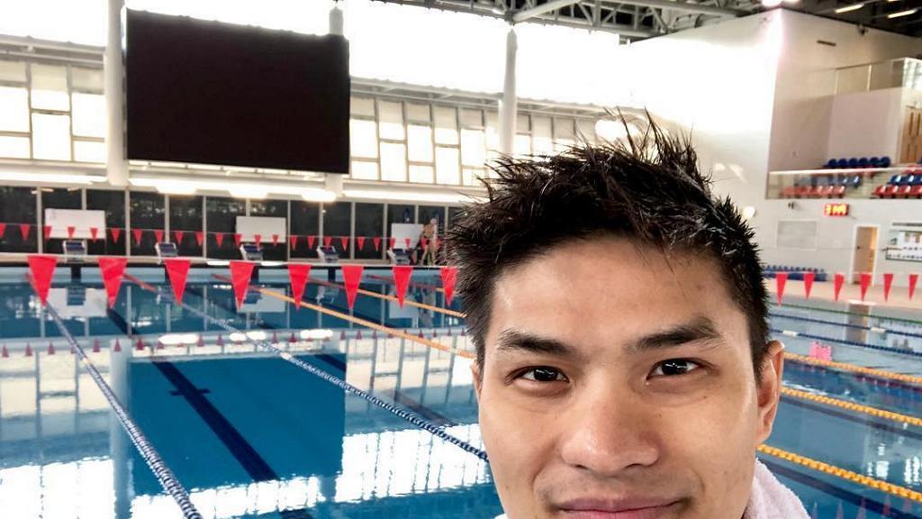 港隊游泳代表杜敬謙美國受訓期間猝死 終年26歲