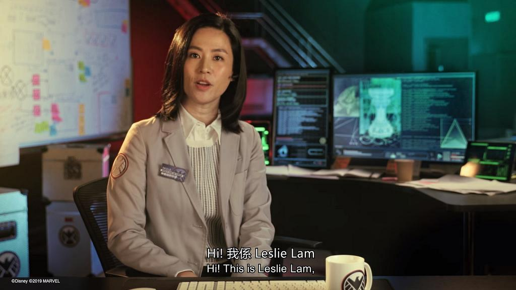 香港首位出演Marvel角色藝人!宣萱做神盾局總工程師與蟻俠合作
