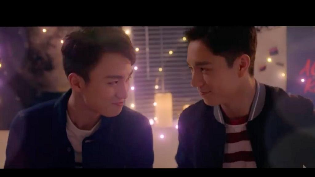 周嘉洛吳偉豪拍廣告延續安凌故事 網民讚7仔用心貼地跟足《開心速遞》角色設定