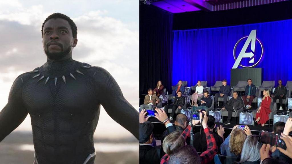 【復仇者聯盟4】Marvel記招放空櫈悼念化灰英雄 已死黑豹一句避過劇透危機