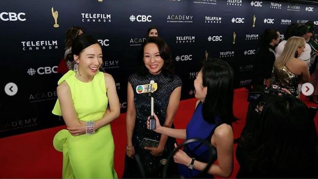 李施嬅IG正式宣布離開無綫!決心離巢出外發展感激TVB多年栽培
