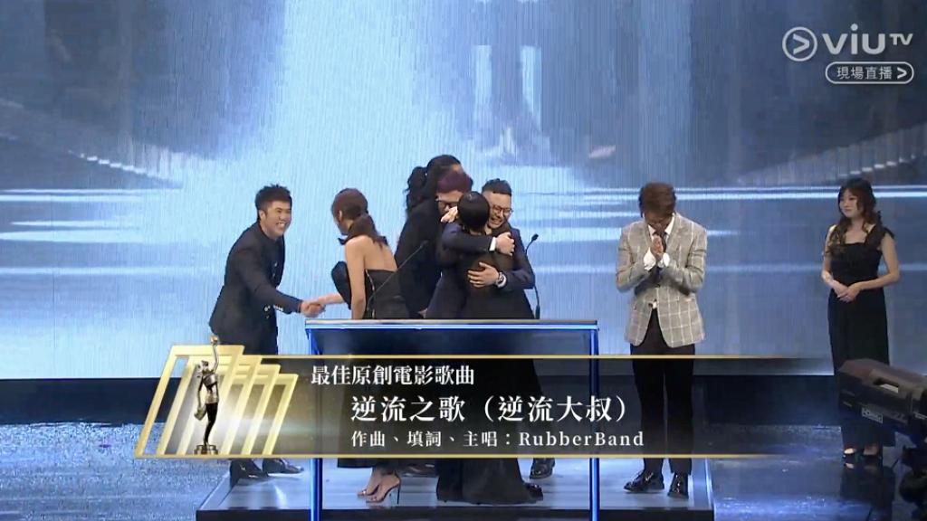 【金像獎2019】RubberBand連奪2大電影原創音樂獎!5首入圍歌背後各具意義