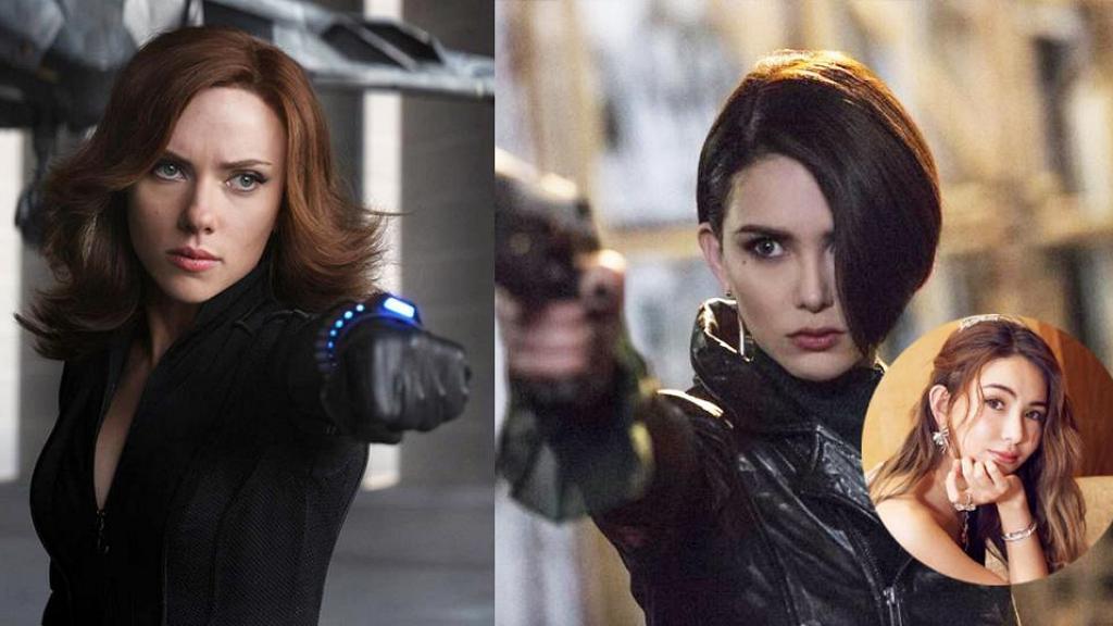 【黑寡婦】殺入荷里活做打女獲Marvel注意 昆凌有望加盟《黑寡婦》獨立電影