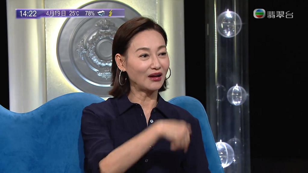 【鐵探】惠英紅談劇情講到一時興起 唔小心變「終極劇透王」