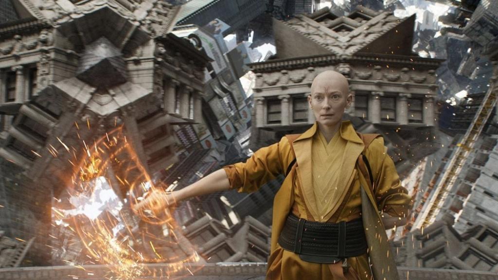 【復仇者聯盟4】網民回帶「古一」年輕靚樣 勁有氣質撼羸一眾Marvel女英雄