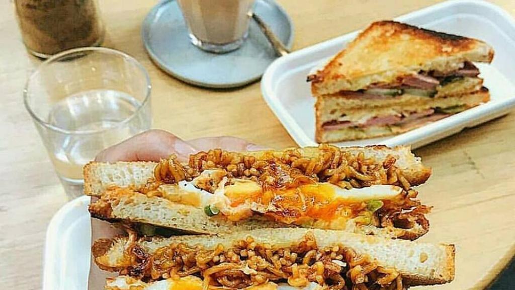 平民美食變人氣營多撈麵多士 評為澳洲悉尼「年度最佳三文治」