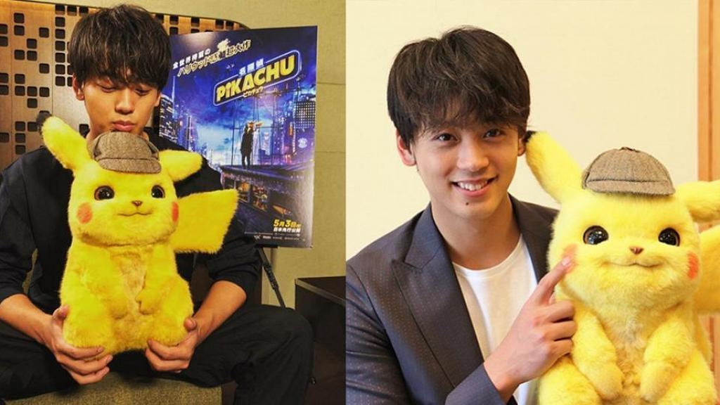 【POKÉMON神探Pikachu】竹內涼真為日版Pikachu電影配音驚喜客串小精靈訓練員