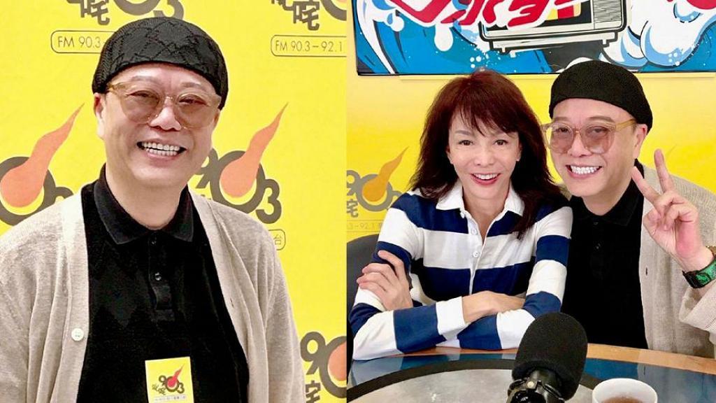 歐陽震華大談TVB跑龍套辛酸史 自覺不被尊重:外闖一年賺嘅錢等於喺TVB十年