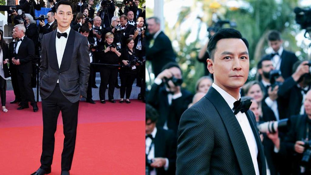 吳彥祖相隔15年再行康城紅地氈帥氣十足掀熱議 獲網友激讚「完美男神」