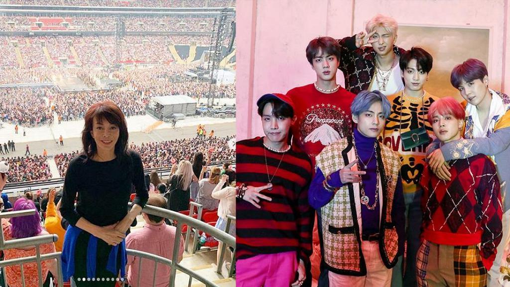 世界級迷妹Do姐遠赴英國追星!飛倫敦睇韓國男團BTS演唱會+場內興奮打卡