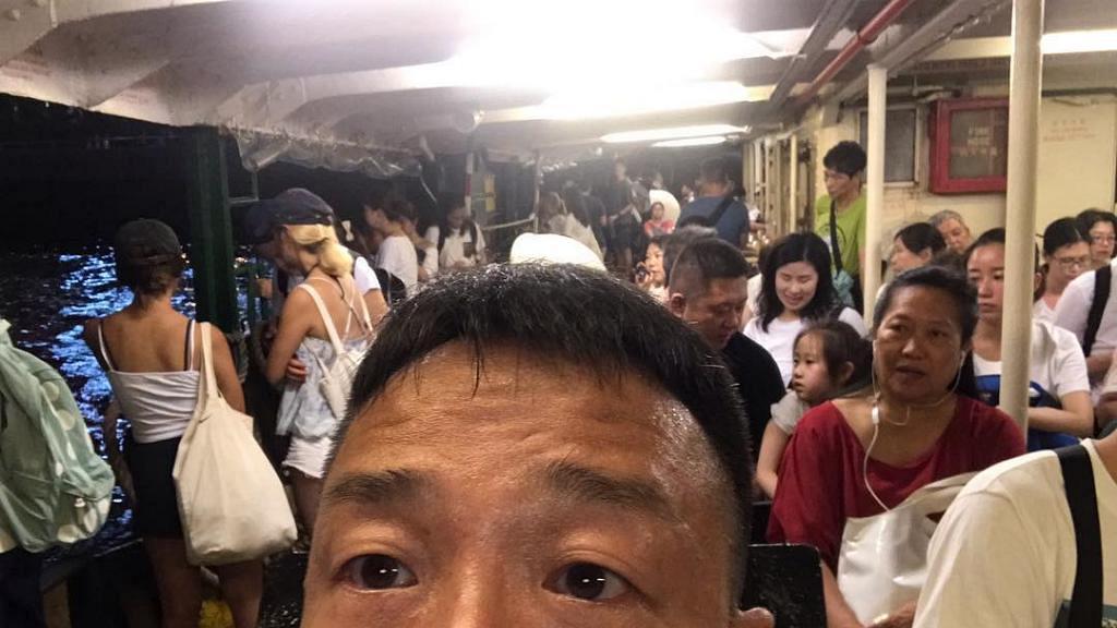 【逃犯條例】王喜低調參與遊行 期間曾多次出手救暈倒市民