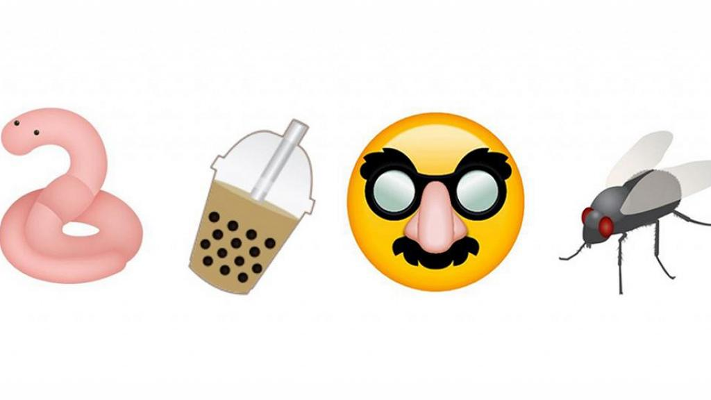 Emoji有望新增珍珠奶茶圖案 12大候選新符號大公開