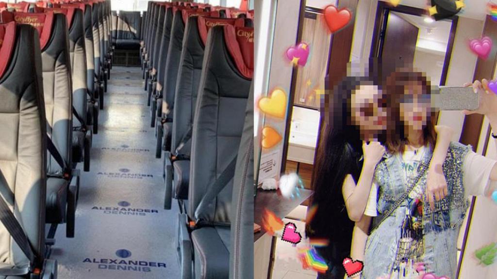 在香港搭巴士遺失10萬元行李 中國遊客要求看CCTV不果 抱怨不安全