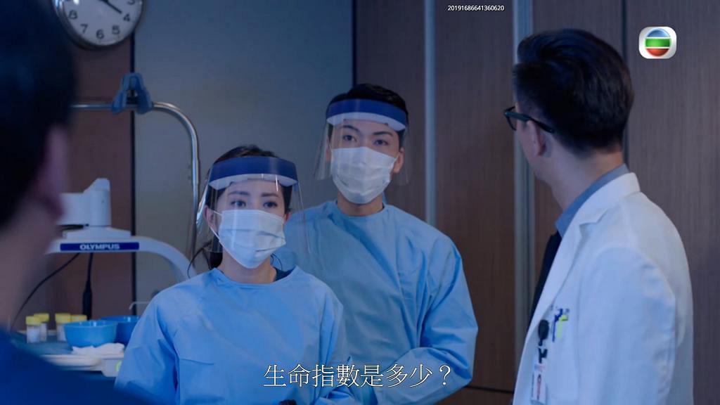 【白色強人】劇中演員曾在澳洲任急症室醫生 入行10年演33次醫護人員成專業戶