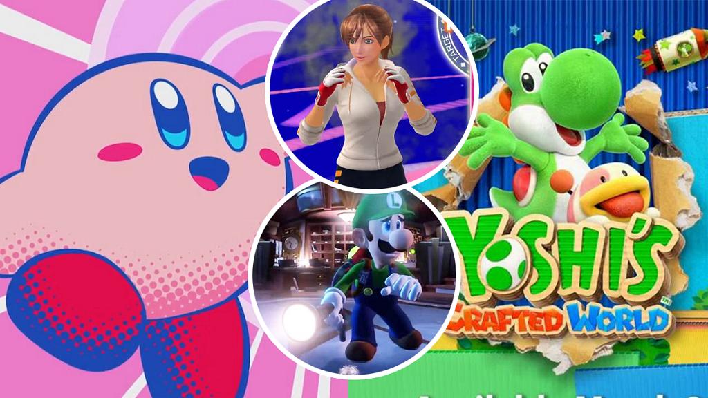 【Switch】10款適合情侶玩Switch遊戲 同男/女朋友拍住拖打機!