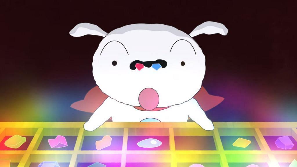 蠟筆小新的寵物「小白」擔正做主角!10月推出動畫《SUPER SHIRO》變超級英雄