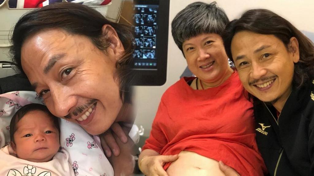 51歲黃澤鋒初為人父對女兒愛不釋手 明白幸福絕非必然:要努力工作湊大囡囡