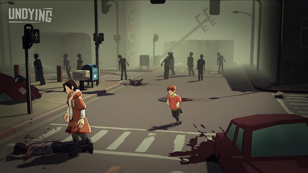 【PC】喪屍末日求生遊戲《Undying》故事催淚 受感染母親變喪屍前保護孩子逃亡