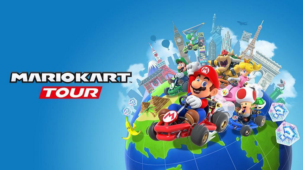 【手遊】任天堂9月推新手遊《Mario Kart Tour》世界各地城市賽道飄移放道具