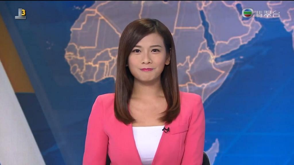 TVB新聞小花梁凱寧向觀眾道別 正式結束6年主播生涯