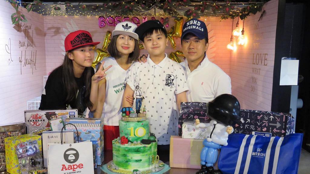 林子博妻子患癌兼不獲TVB續約雪上加霜 古天樂、ViuTV伸出援手助渡過難關