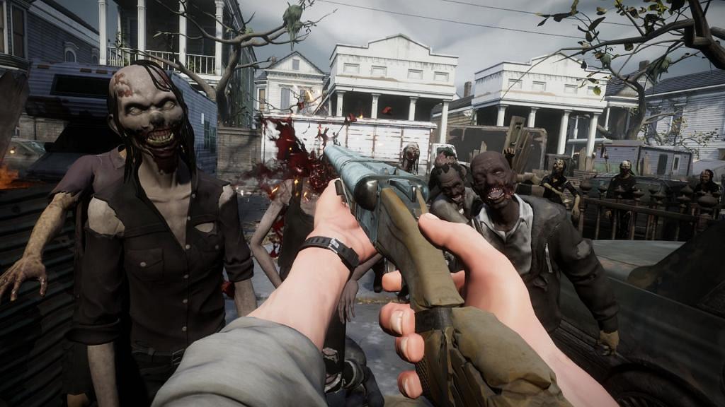 【VR】《The Walking Dead》系列首推全新VR射擊遊戲!末日逃生打喪屍搵資源