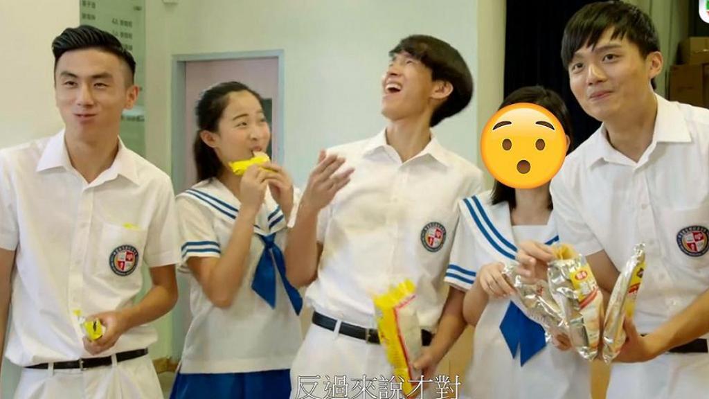 【解決師】王浩信唐詩詠外有搶鏡新演員 Youtuber女神初拍劇首次拍劇做學生