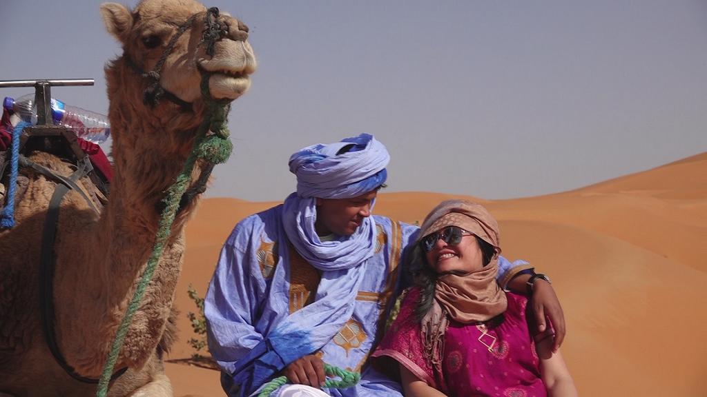 【嫁到這世界邊端】港女OL遊沙漠對摩洛哥男一見鐘情 男方癡心一片火速想結婚