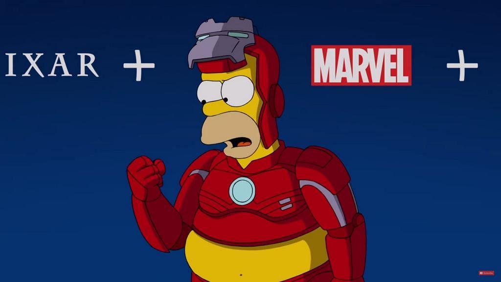 【The Simpsons阿森一族】加入Disney+!預告釋出 一家人搞笑扮演角色