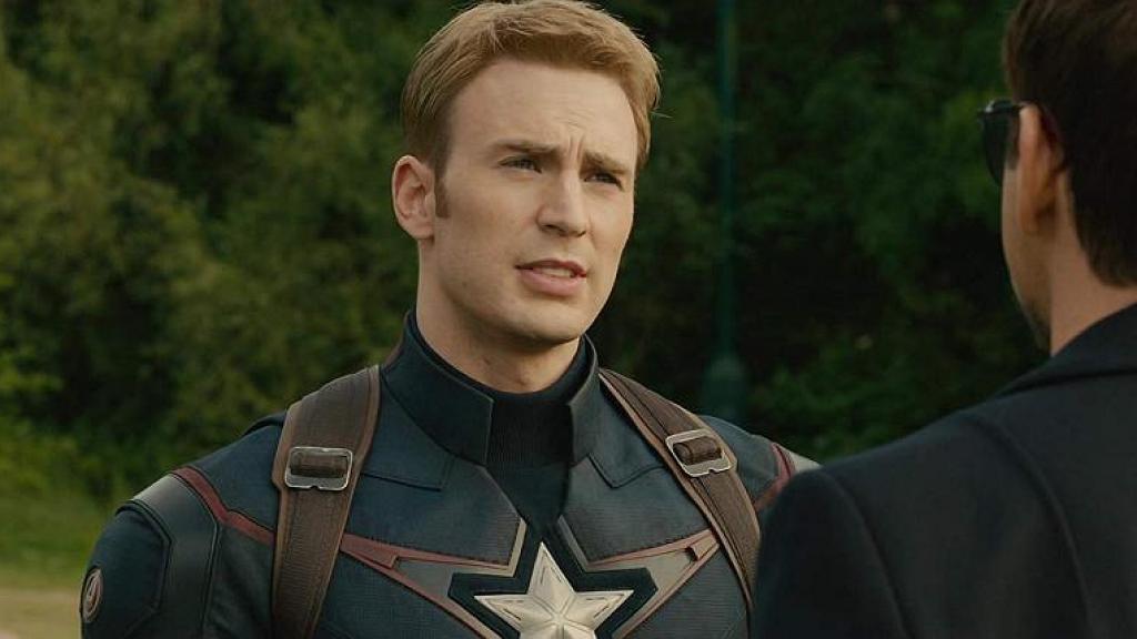 「美國隊長」造型原來靠假髮!男神Chris Evans完美髮線秘密曝光打破粉絲幻想