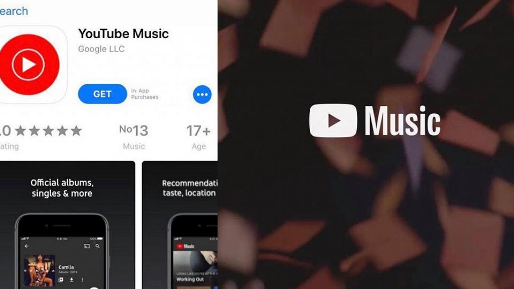 Youtube Music香港今日正式上架 1個月無廣告免費試用/可鎖屏+離線聽歌