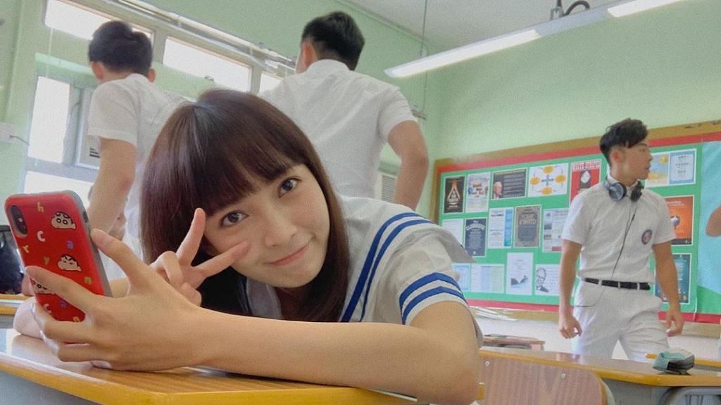 【解決師】新生代女演員在校園劇嶄露頭角 細數劇中4位高質啦啦隊成員