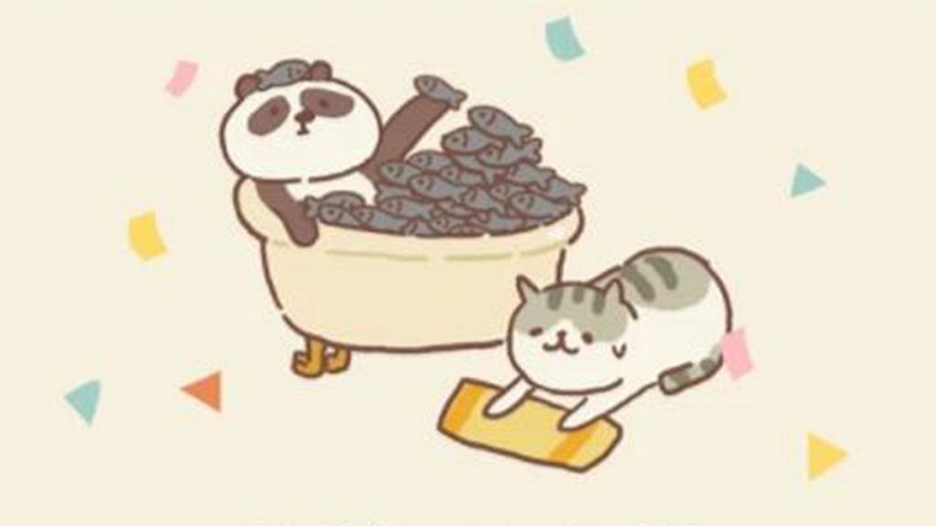 【手遊】治癒畫風經營類免費手遊《動物餐廳》開貓咪餐廳招待可愛動物客人