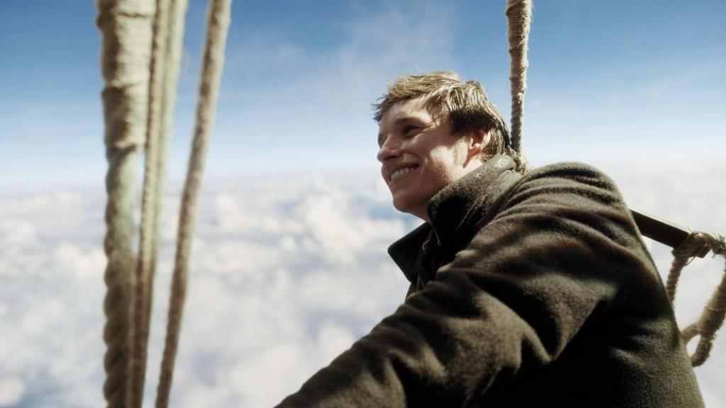 【熱氣球飛行家】《霍金》男女主角重聚!Eddie Redmayne挑戰熱氣球飛出新高度