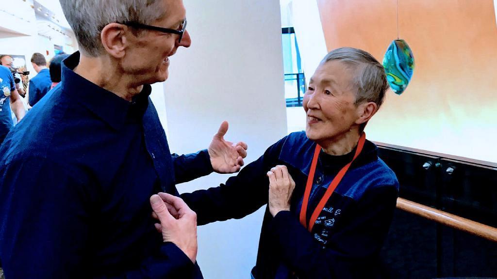 Apple最老程式開發員!虛心終身學習 日本84歲婆婆寫出手遊創人生高峰