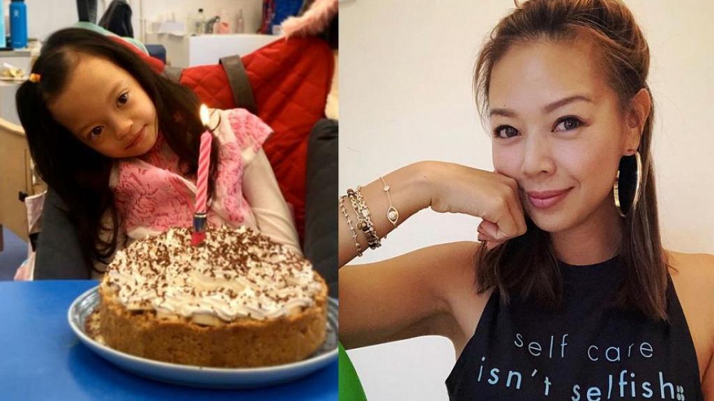 大女患罕有基因病曾被診斷活不過兩歲 鍾麗淇感嘆女兒9歲生日大讚是戰士公主